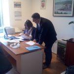 Predaja potpisa i kandidacijskih lista