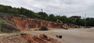 Započinje rekonstrukcija pomoćnog igrališta u Žuknici